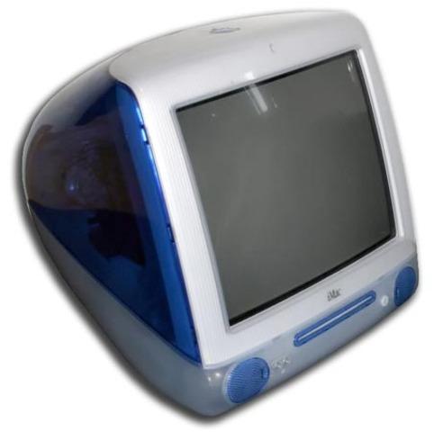 iMac G3 Slot-Loading Indigo