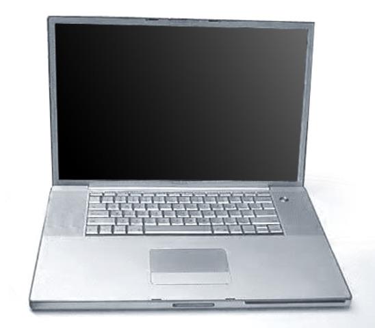 PowerBook G4- Aluminum