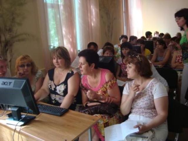 Летняя ИКТ-школа для педагогов Астраханской области