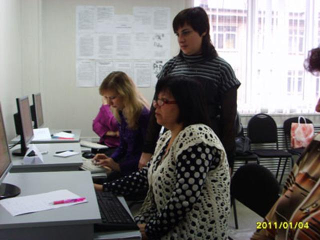 Зимняя компьютерная школа 2011