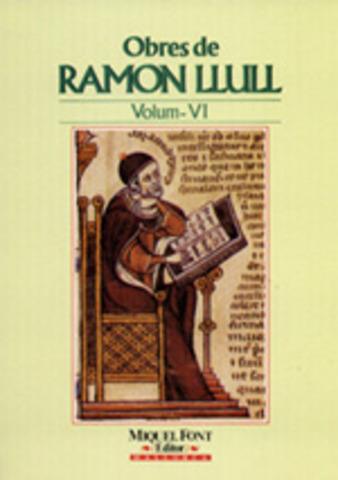 Llibre de contemplació en Déu, Ramon Llull