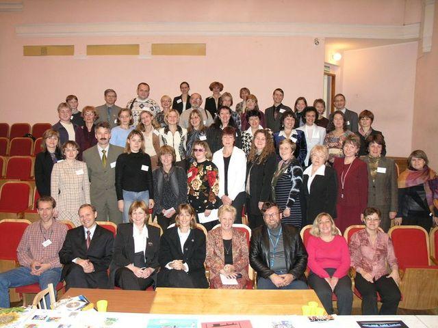 2-й Международный мастер-класс в городе Пушкин, 2004