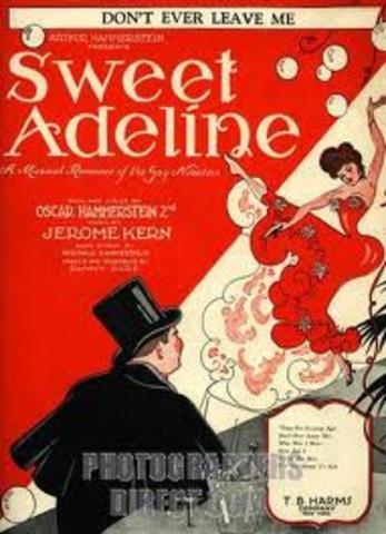 Hammerstein-Opening of Sweet Adeline