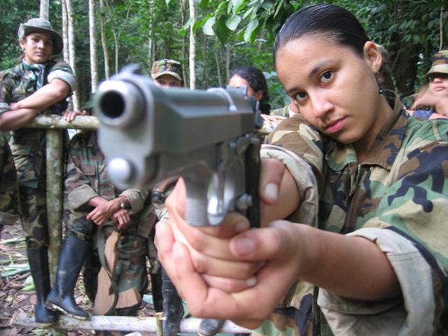 ataque de guerrilla