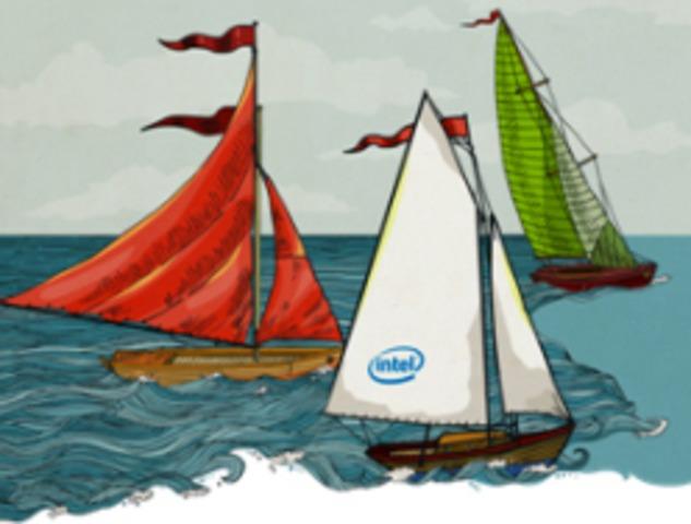 """Баркэмп """"Плаванье по океану Возможностей на фрегате Intel"""" (общепрограммное)"""