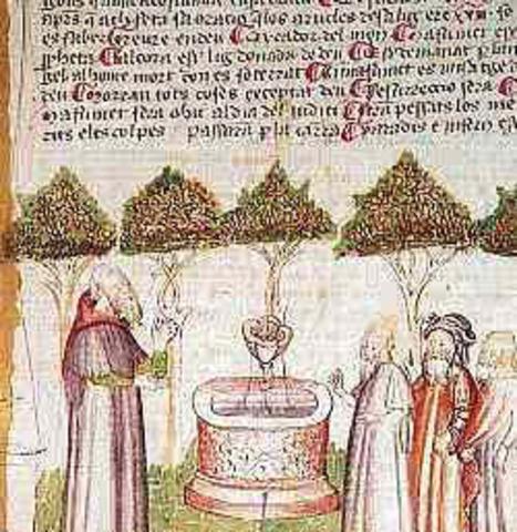 Llibre del gentil e dels tres savis, Ramon Llull