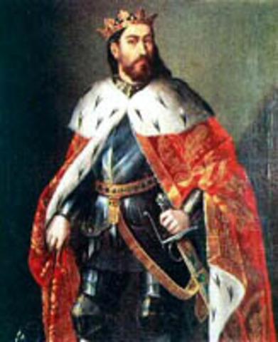 Mort de Jaume I el Conqueridor