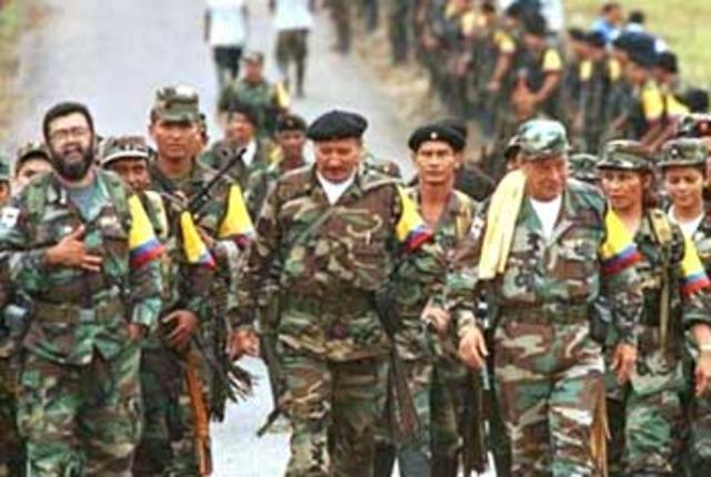 Establecimiento de las FARC