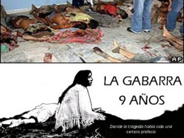 Masacre de La Gabarra