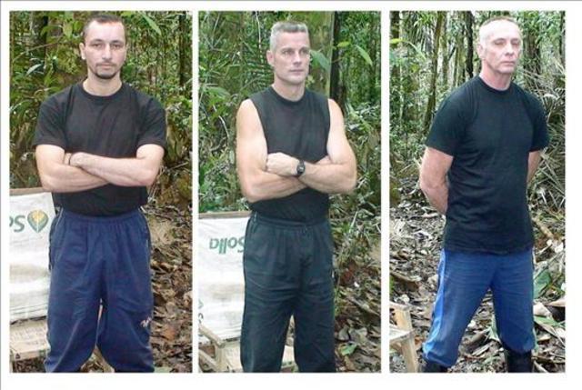 Las FARC secuestran a los estadounidenses