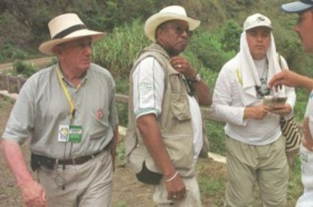 Intento de Rescate del Ejercito de Colombia