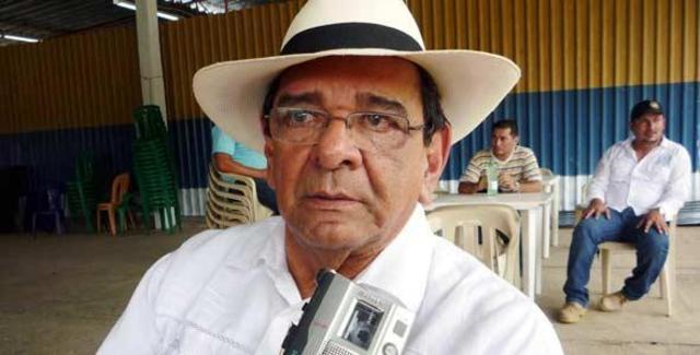 Asesinato del gobernador del Caquetá