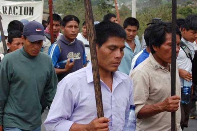 Masacre de 17 Indigenas