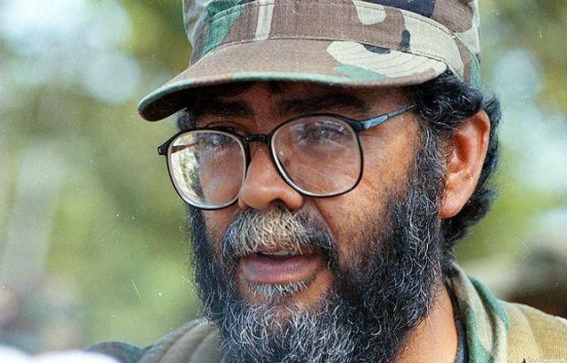 Muerto lider de las FARC