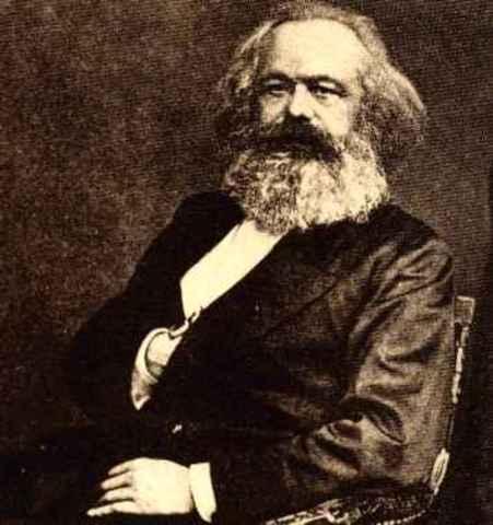 Karl Marx (1818-1883) Alemania