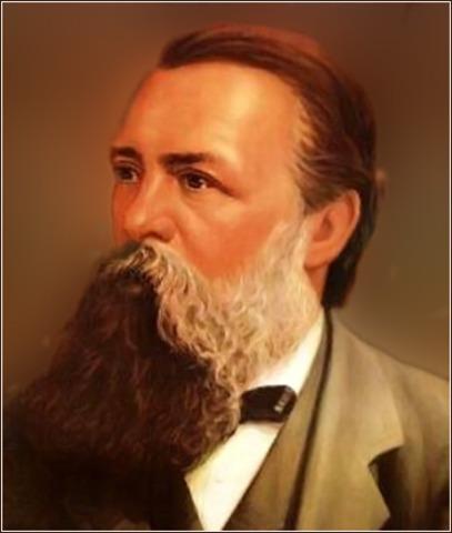 Friedrich Engels (1820-1895) Prusia