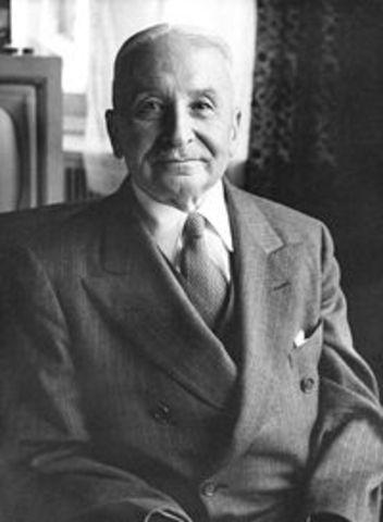 Ludwig von Mises (1881-1973) Austria