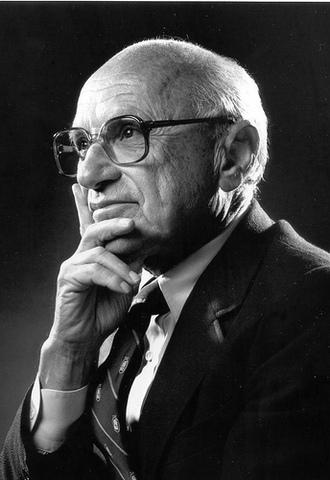 Milton Friedman (1912-2006) Estados Unidos