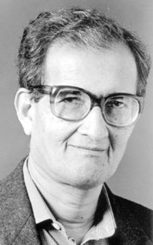 Amartya Sen (1933-) India