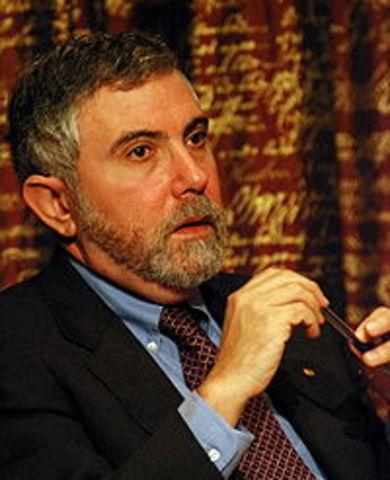 Paul Krugman (1953-) Estados Unidos