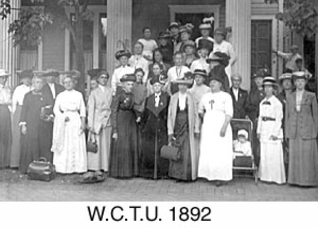 Women's Christian Temperance Union (WCTU)