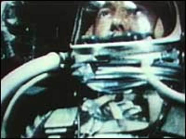 America's first spaceflight