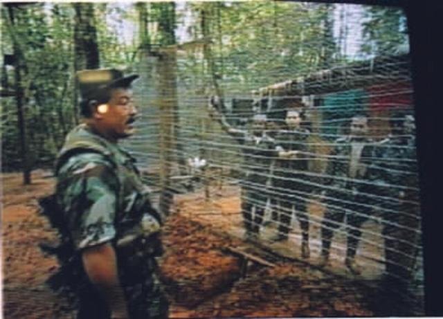 PRIMEROS SECUESTROS DE LAS FARC