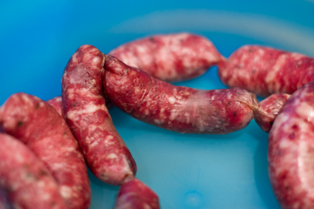 Fermenting Meat for Preservation