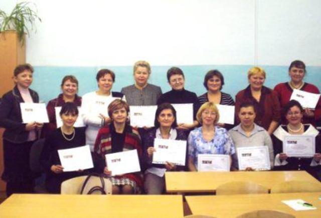 Создание Обучающей площадки Intel в городе Серове