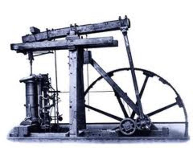 ***James Watt's steam engine