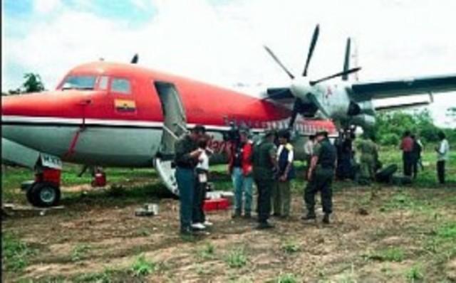 Secuestro del Vuelo 9463 de Avianca