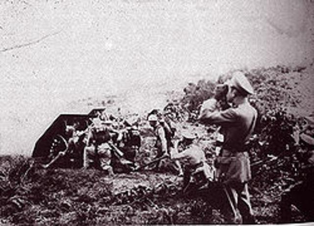 Invasión Puerto de Leticia