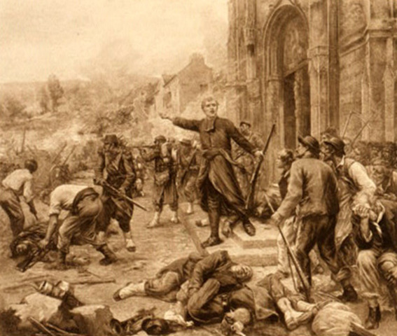 The Franco-Prussian War Ends