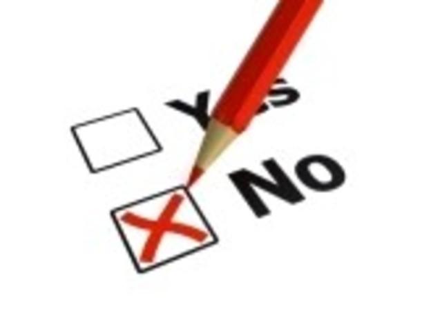 Amendment 24 Fails