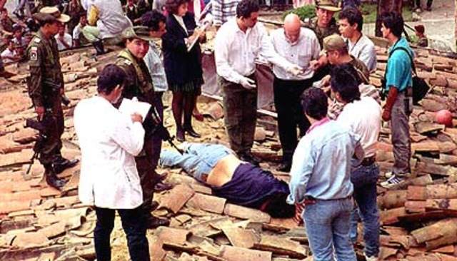 Asesinato de Pablo Escobar