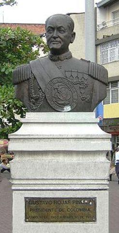 Gustavo Rojas Pinilla