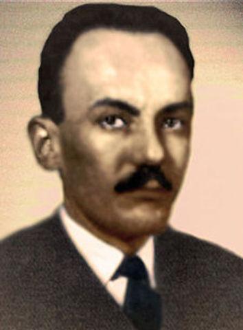 Presidente liberal Alberto Lleras Camargo