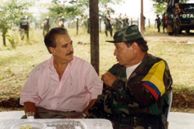 Diálogos de paz entre el gobierno y las FARC