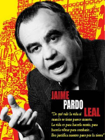 Muerte de Jaime Pardo