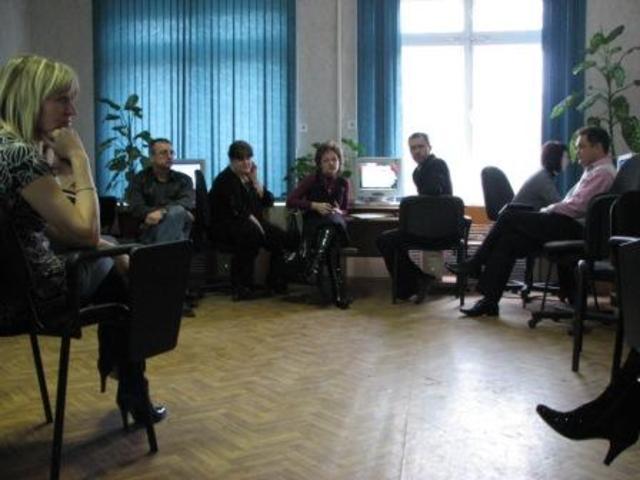 Семинар для тьюторов по вводному курсу в г. Смоленске