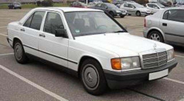 Mercedes-Benz W201
