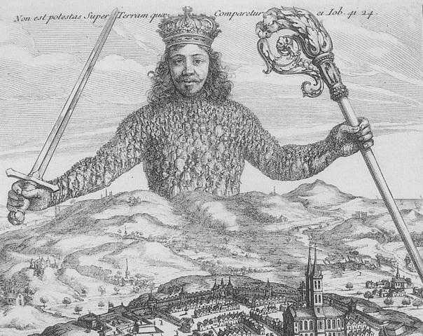 """Thomas Hobbes Publishes """"Leviathan"""""""