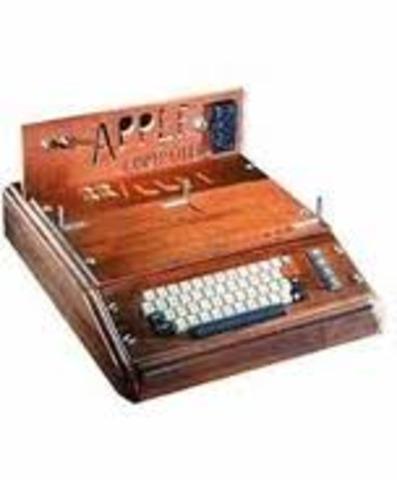El primer ordenador personal, Apple I