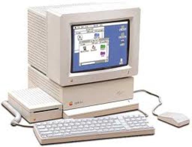 El nuevo ordenador NeXT Computer