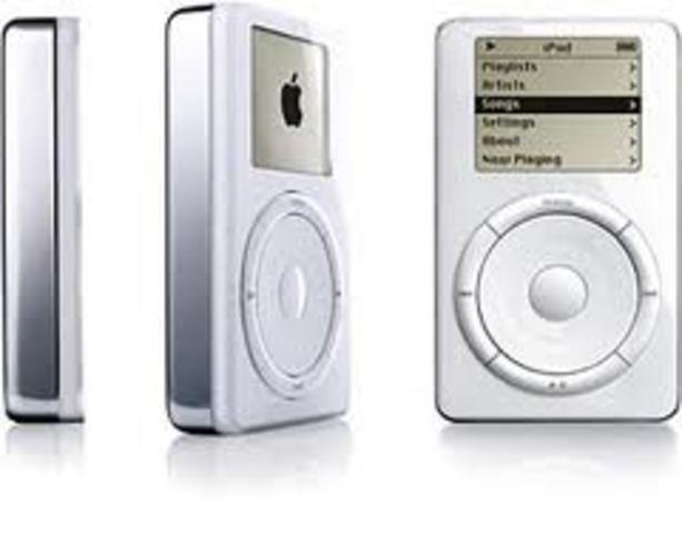 Un nuevo reproductor MP3, el iPod