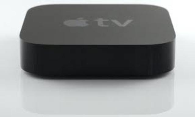 El nuevo Apple TV.