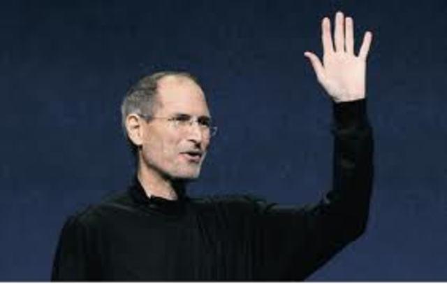Jobs renuncia a su cargo de CEO de Apple