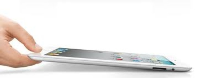 El nuevo  iPad 2.