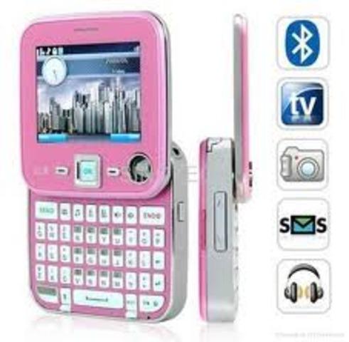 Swivel Fashion—Intro of IT Phone