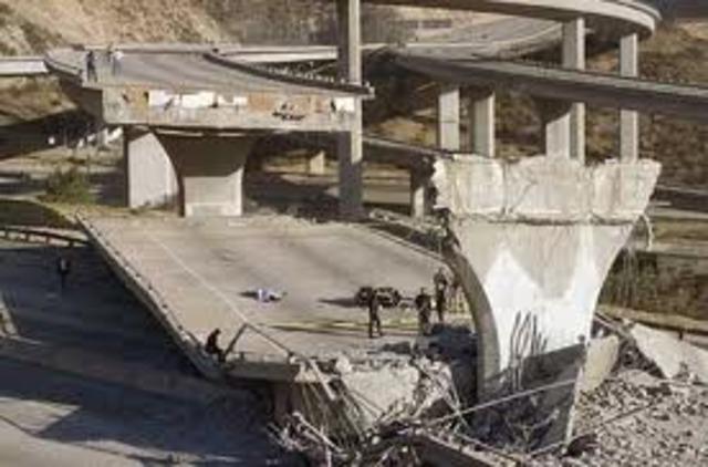 Nothridge Earthquake